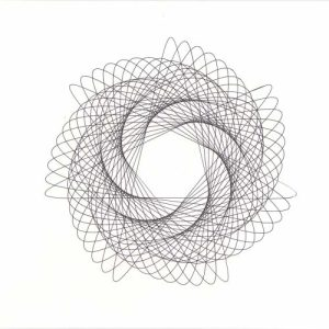 Pale Spiral Star © Copyright Mary Wagner