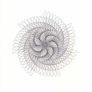 7 Pointed Spiral Star ©Mary Wagner