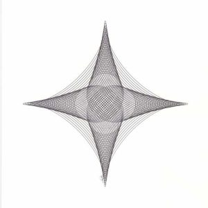 4-Point Star Compass ©Mary Wagner