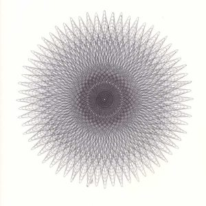 """""""Intricate Lacy Line Drawing"""" Copyright Mary Wagner"""