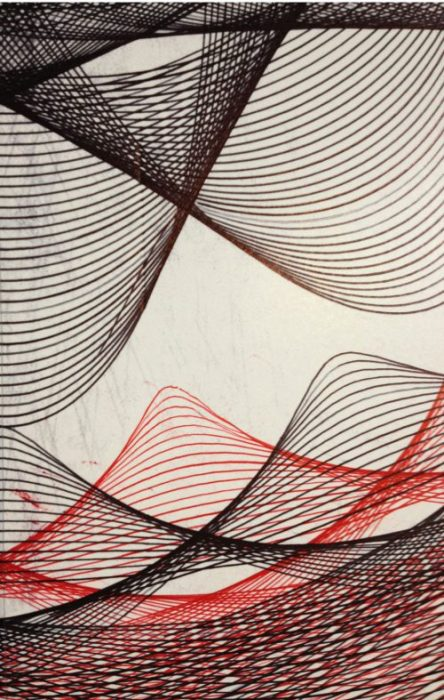 Detail of drawing. ©Mary Wagner