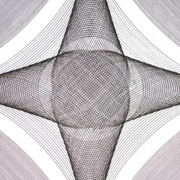 Center section of drawing.
