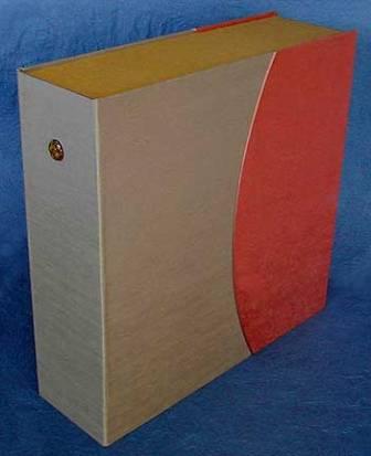 Sunrise Sunset Books and Clamshell Box