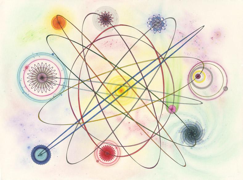"""Rainbow Planetary System"""