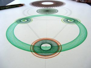 Overview of work to date on Crop Circle drawing.