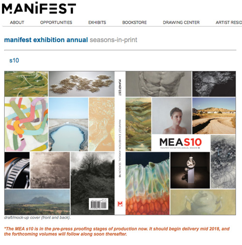 Copyright © Manifest Creative Research Gallery and Drawing Center - Manifest Press