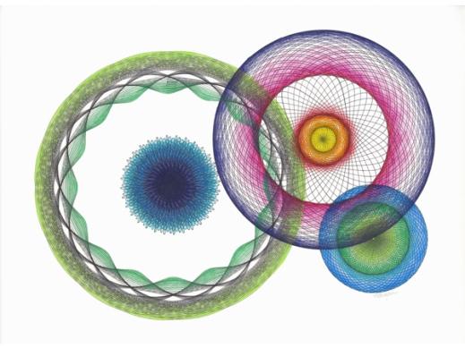 Rainbow Ecosystem Copyright Mary Wagner